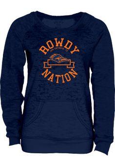 #UTSA Woman's Crewneck Sweatshirt!