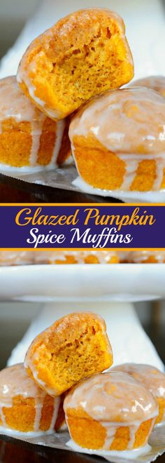 Glazed Pumpkin Spice