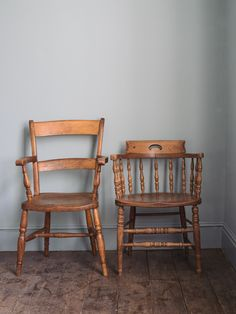 Old antique chairs