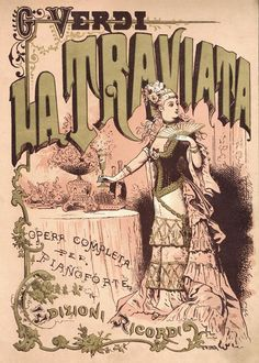 "I ""Ricordi"" di Giuseppe Verdi | Italian Ways La Traviata Giuseppe Verdi #TuscanyAgriturismoGiratola"