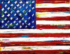 american flag paintings, united states paintings, flag art paintings, flag canvas print paintings, flag painting paintings