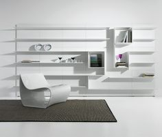 Shelving systems | Storage-Shelving | Vita | MDF Italia. Check it out on Architonic