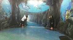 Foto - Google Fotos 3d Art Museum, Aquarium, Google, Painting, Pictures, Goldfish Bowl, Aquarium Fish Tank, Painting Art, Paintings