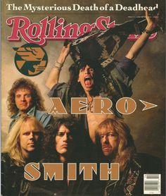 Aerosmith. LOVEEEEEEEEEE