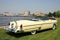1954 Lincoln Capri Convertible -