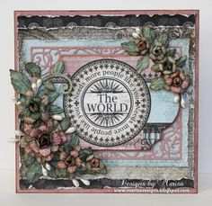 The World Needs More People Like You Card by marisajob - Cards and Paper Crafts at Splitcoaststampers
