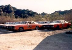 Behind the scenes stories from the men whom kept the most famous General Lee Dukes of Hazzard Charger in history flying high. My Dream Car, Dream Cars, James Best, Junkyard Cars, Dukes Of Hazard, 80 Tv Shows, Dodge Charger Rt, Cars Land, Car Memes
