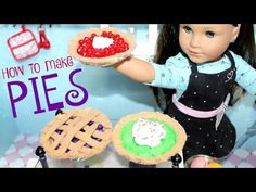 How to Make the I Spot a Birdie Set • American Girl Ideas | American Girl Ideas
