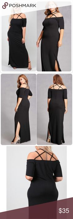 Torrid Black Lace Dress