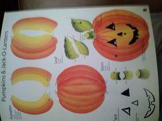 Great one stroke pumpkin!
