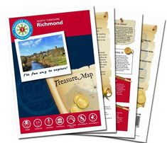 The Richmond Treasure Hunt Trail
