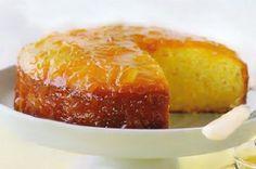 Receta de budín húmedo de naranjas | Cocinero Online