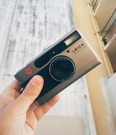 Compact sharp and well made. The Leica Minilux is a neat little camera. Just ask @connormazzola he creates some great images with it #cameracult #leica #leicaminilux #minilux #compactcamera #filmcamera #pointandshoot #cameraporn #35mmfilm #analog #shootfilm #filmisnotdead