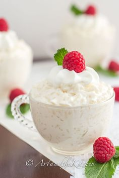 This reduced sugar recipe for Creamy Rice Pudding is fabulous. Exceptionally creamy and so easy to make!