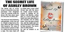 The Secret Life Of Ashley Brown, by George Fitzgerald Secret Life, The Secret, Ashley Brown, Beautiful Stories, Tell Her