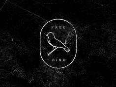 Free Bird Logo by Mathias Temmen
