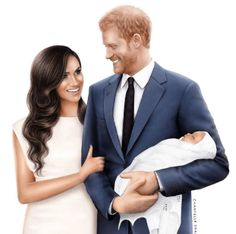 So This Is What Meghan Markle and Prince Harry's Baby Archie's Name Means Meghan Markle Prince Harry, Prince Harry And Megan, Harry And Meghan, Princess Meghan, Prince And Princess, Real Princess, Sussex, Prinz Harry, Sarah Ferguson