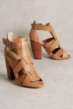 Anthropologie's New Arrivals: Sandals - Topista #anthroregistry