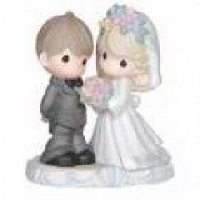 Figurine-Wedding-The Lord Bless You And Keep You (