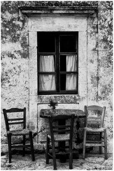 Greece Islands - Zakynthos ~ Older Restaurant