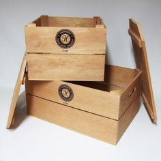 Furniture Crates Food Retail, Point Of Sale, Retail Displays, Hope Chest, Crates, Storage Chest, Furniture, Home Decor, Decoration Home