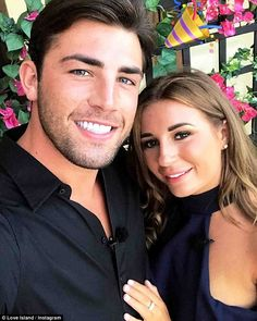 Love Island winners Jack Fincham and Dani Dyer stormed to victory with of the vote on Monday night Love Island Winner, Love Island 2018, Love Island Couples, Love Island Contestants, Search Trends, Caroline Flack, Beautiful Men Faces, Dear Future Husband, Jack And Jack