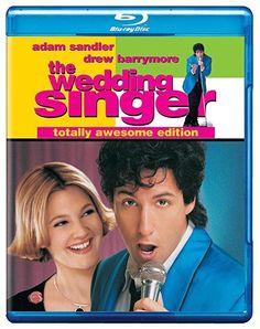 Frank Coraci Adam Sandler Drew Barrymore The Wedding Singer SingerMovie