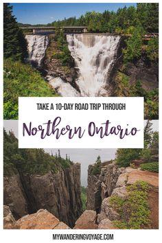 Ontario Camping, Ontario Travel, Vacation Destinations, Vacation Ideas, Vacations, Canada Eh, Visit Canada, Backpacking Canada, Canada Travel
