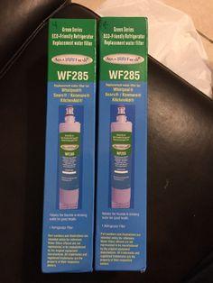 2nAqua Fresh Refrigerator Water Filter WF285 Whirlpool/Sears/Kenmore #AquaFresh