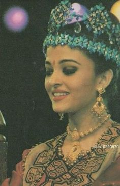A very Rare pic of Aishwarya  during her Miss World {1994} days