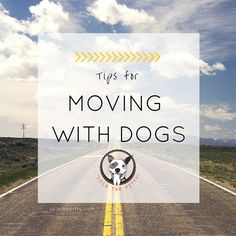Tips for Moving with