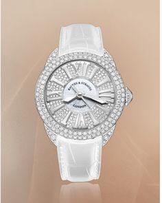 Let it Shine — Backes & Strauss - Luxury Diamond Watches Ideal Cut Diamond, Diamond Cuts, Diamond Watches For Men, Swiss Luxury Watches, Let It Shine, Bracelet Watch, White Gold, Fancy, Classic