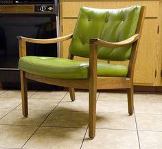 Furniture for the home - Gunlocke chair