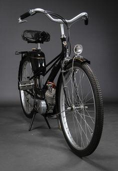 Mobylette; Motor Bike, 1955.