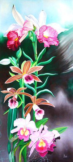 Orquideas Venezolanas