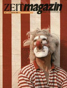 Nr.1 / 31. Dezember 1982 #ClassicCovers #ZEITmagazin