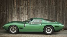 1961 Bizzarrini 3500GT Strada.