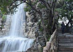 Torna la cascata a Villetta Di Negro, #Genova
