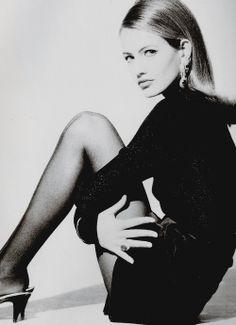 karen mulder chanel | Model: karen Mulder (in Chanel) classy glamour