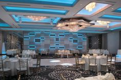Hollywood Banquet Hall by Daniely Design Group,  Hospitality design