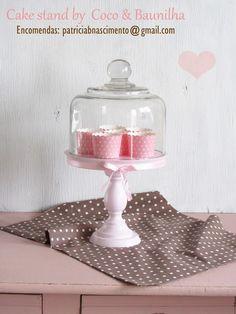 Coco e Baunilha: Cake Stand by Coco & Baunilha