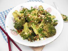 Instant Pot® Kung Pao Broccoli Brocolli Recipes, Spicy Broccoli, Asian Recipes, Healthy Recipes, Chinese Recipes, Oriental Recipes, Asian Foods, Fun Recipes, Chinese Food