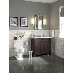 Shop Anatolia Tile Venatino Natural Stone Chair Rail Tile (Common: 2-in x 12-in; Actual: 1.73-in x 12-in) at Lowes.com