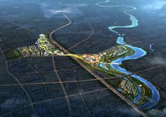 China Southern Airport City / Woods Bagot,Courtesy of Woods Bagot