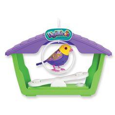 DigiBirds™ - Bird with Bird House - Livia | Products | DigiBirds™