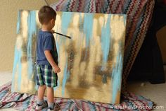 I Am Amazed At This Gorgeous Art Work That She And Her Kids Created!  Stunning! - http://www.wisediy.com/i-am-amazed-at-this-gorgeous-art-work-that-she-and-her-kids-created-stunning/