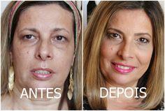 Maquiagem para pele madura! Por Bianca Andrade