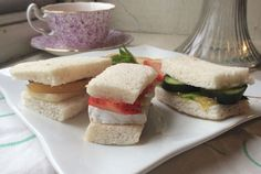 Who doesn't love tea sandwiches? They're perfectly sized for mess-free nibbling, and they're just fun to eat. Most tea sandwich recipes focus on savory ingredients, like egg salad, but let's not forget the sweet! Any time you have a bounty of fresh fruit that is just dying to join you at tea time is a […]