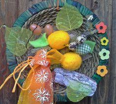 Door wreath.......Türkranz