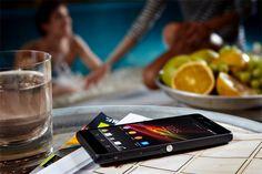 Sony Xperia ZR 8GB C5502. Su cámara posee 13 mpx con sensor de back-side, Flash iluminado por LED y sensor de proximidad Exmor RS, de Sony, para tomas en movimiento. Esta característica lo convierte en el primer teléfono inteligente con alto rango dinámico de imagen (HDRI) y video Full HD. #Celulares #TuGadgetShop #Sony http://www.tugadgetshop.com/celulares/sony/sony-xperia-zr-8gb-negro_282.html